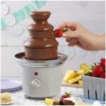 Wilton Mini Chocolate Fountain – Chocolate Fondue Fountain7