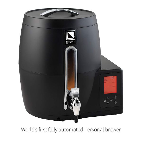 BeerDroid Fully Automated Beer Brewing System with American Pale Ale BrewPrint2