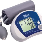 MEDIDOR DE PRESSÃO Mark of Fitness MF-36 Digital Blood Pressure Monitor