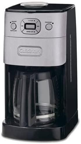 Cafeteira Cuisinart Grind & Brew DGB-625 Black:Stainless 110V