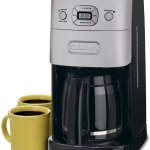 Cafeteira Cuisinart Grind & Brew DGB-625 Black:Stainless 110V2