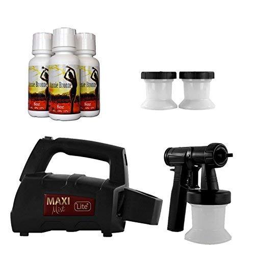 Sistema de Bronzeamento por Spray MaxiMist Lite Plus HVLP
