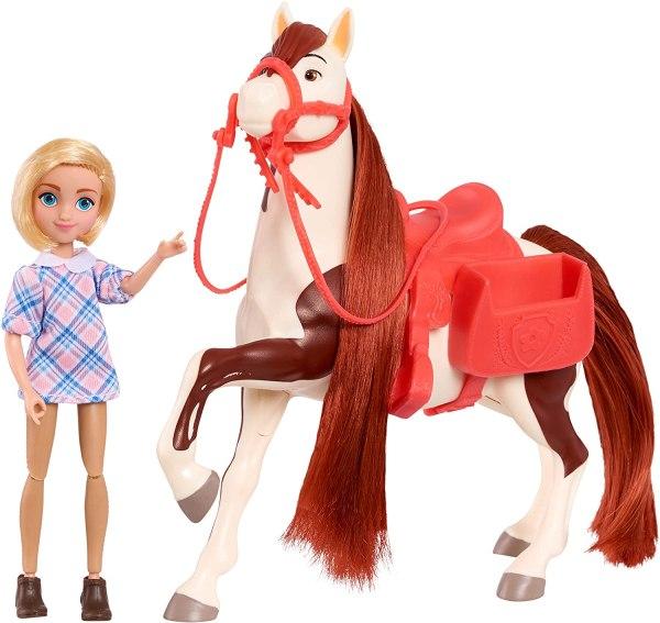 Boneca E Cavalo Easy Spirit Dreamworks- Abigail & Boomerang 2