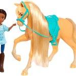 Boneca E Cavalo Easy Spirit Dreamworks- PRU e Chica Linda