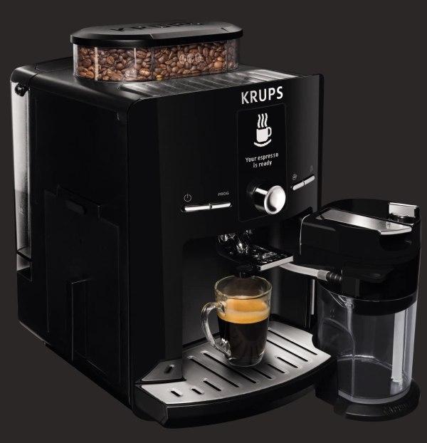 Maquina de cappuccino totalmente automática-KRUPS EA8298 b