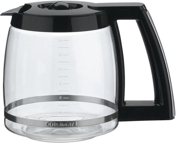 Jarra de vidro de substituição Cuisinart para 14 xícaras