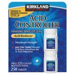 Kirkland Signature Controlador de ácido 20mg. – 250 comprimidos