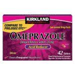 Kirkland Signature Omeprazol 20 mg. – 42 comprimidos