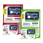 Tiras nasais Respire certo Breathe Right – 72 Strips