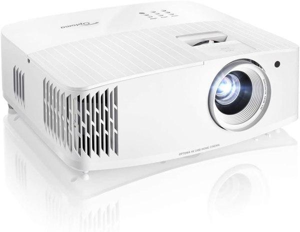 Projetor Optoma UHD30 3400lm branco- 110V