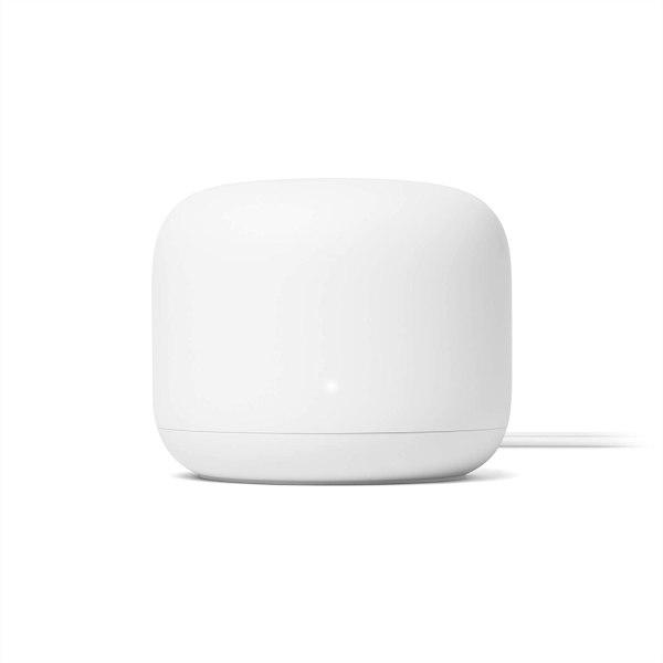 Sistema Wi-Fi mesh Google Nest Wifi snow AC2200