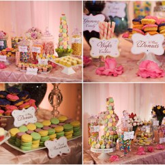 Baby Shower Chair Rental Arm Covers Canada Dessert Candy Buffet Station | Kid Cupcakes Cookie Party A Rivera Event