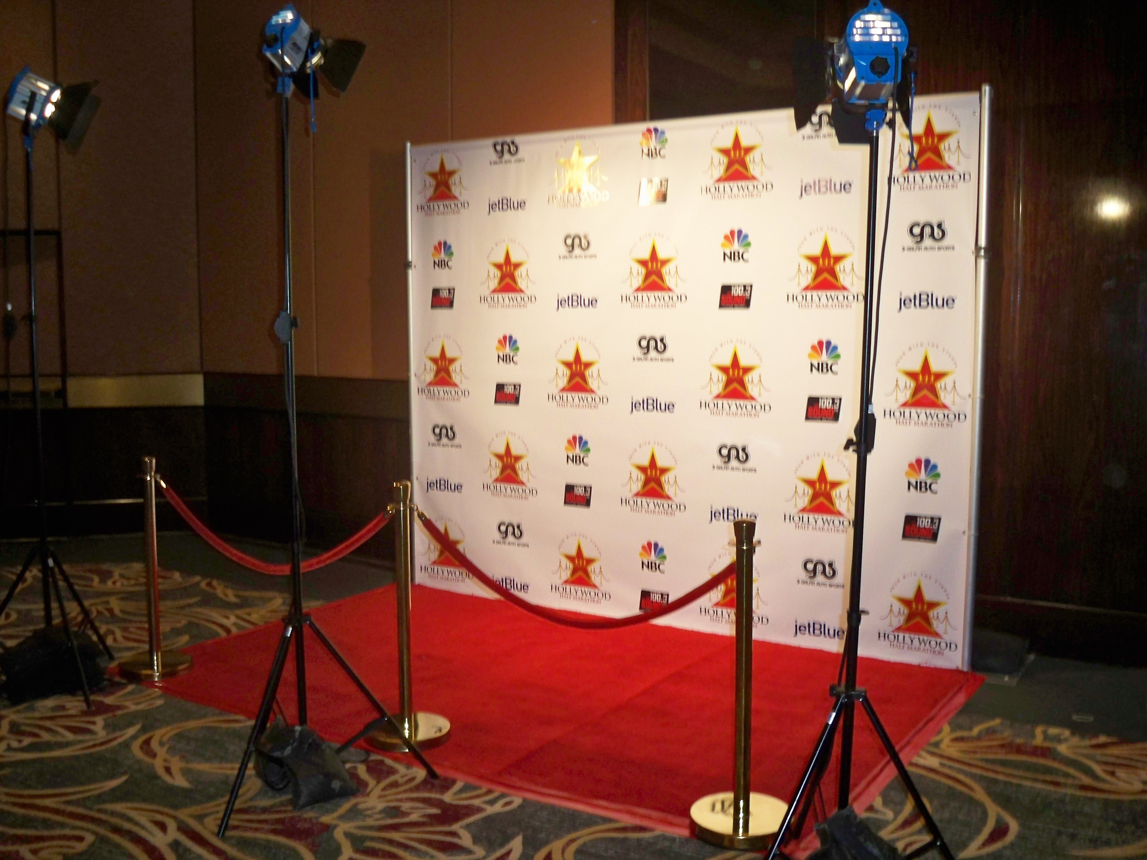 chair rentals in miami unusual desk photo booth | step and repeat red carpet lights a rivera event