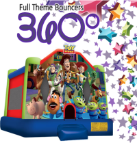 Toy Story - Miami Party Rentals : Bounce Houses : Tents ...