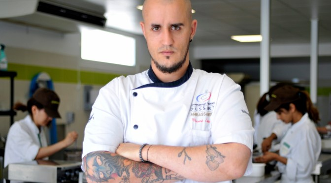 We are excited to announce our collaboration with ChefVincent Catala