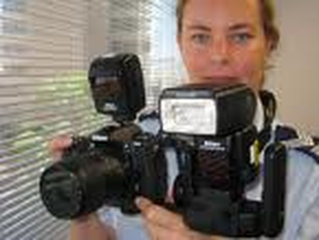 Crime Scene Camera  Miami Prop Rental