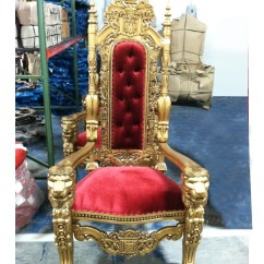 Throne Chairs For Rent Oxo Seedling High Chair Queen Red Gold Miami Prop Rental 20140103 132907 132805 132747