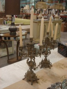 Candles And Candle Holders Miami Prop Rental