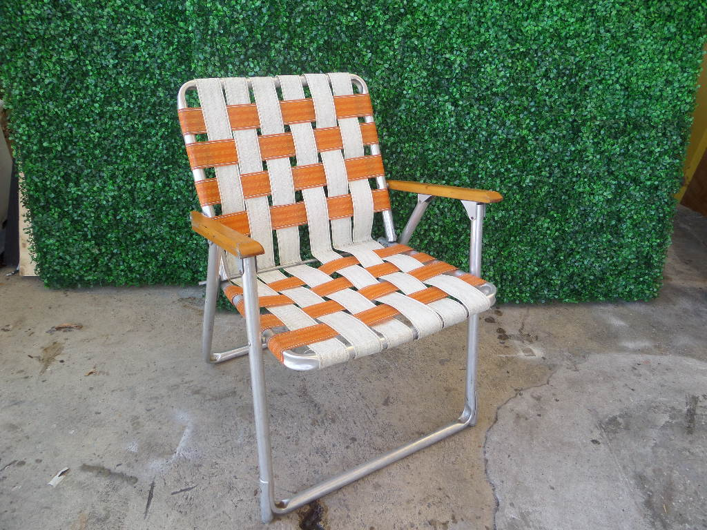 vintage beach chairs rei butterfly chair lawn  miami prop rental