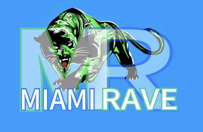 MRMAC Miami Rave Music Logo