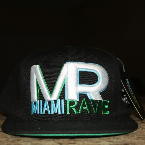 Rave snapbacks and apparel
