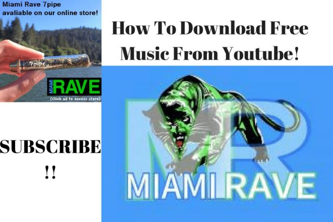 Free music downloads by Miami Rave