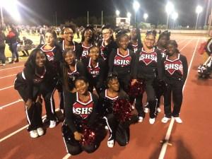 Southridge Cheerleaders