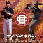 Southridge Baseball Alejandro Alvarez