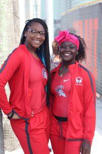 Spartan Athletics Female Athletes
