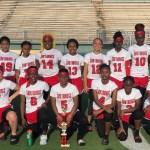 Spartan Athletics Girls Football