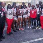 Southridge Athletics Girls Track