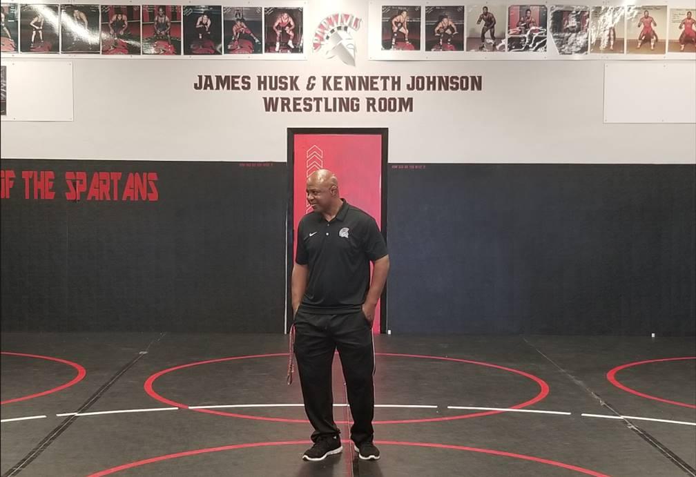 Wrestling Room Dedication 2019
