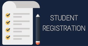 Student Registration clipart