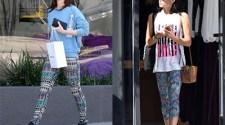 Megan Fox and Jenna Dewan-Tatum spotted rocking PRISMSPORT