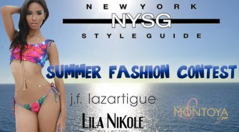 New York Style Guide's #SummerFashionContest