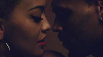 Rita Ora and Chris Brown