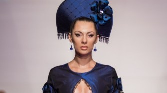 Evgenia Luzhina Couture NYFW