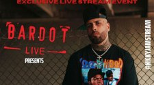 BARDOT LIVE PRESENTS NICKY JAM LIVE STREAM CONCERT
