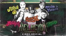 Sech - Daddy Yankee - J Balvin - Rosalía - Farruko - Relación Remix (Video Oficial)
