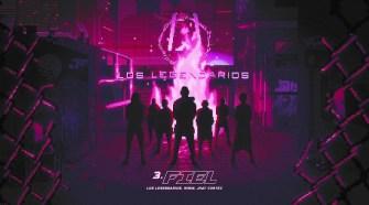 """Los Legendarios, Wisin, Jhay Cortez - """"Fiel"""" (Audio Oficial)"""