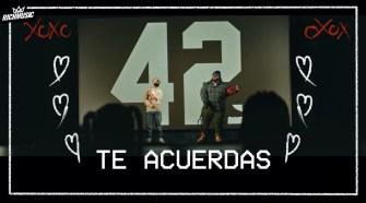 @Sech, @Arcangel - Te Acuerdas (Video Oficial)