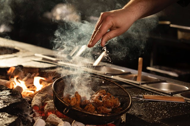 BBQ Chicken Karaage - Chotto Matte Miami