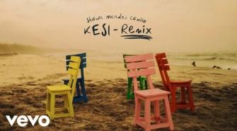 Camilo, Shawn Mendes - KESI (Remix - Audio)