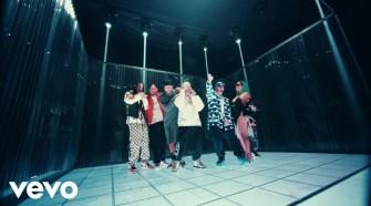 J.Balvin, Karol G, Nicky Jam, Crissin, Totoy El Frio, Natan & Shander - Poblado