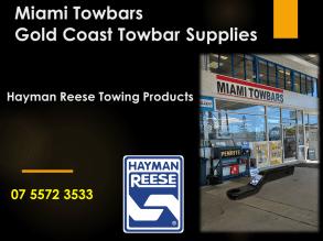 Gold Coast Towbar Supplies