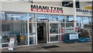 Miami Tyres open 7 days