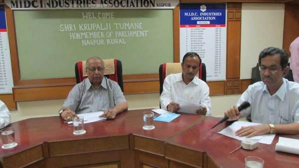 Shri Krupalji Tumane - Member of Parliament Nagpur (Rural Constituency) visits MIA