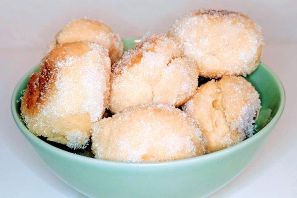 Quarkbällchen aus dem Ofen