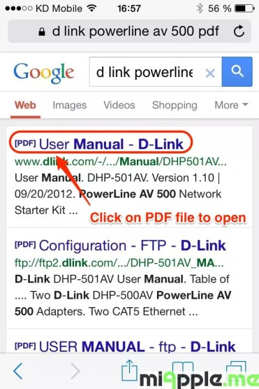 Search PDF file on the web and click to download it. Same for PDF email attachments.