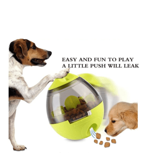 Totoo Dog Treat Dispenser Ball Toy